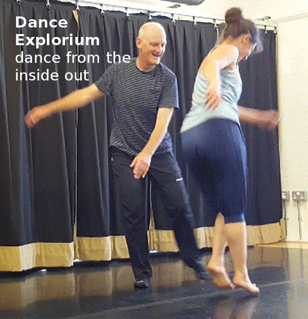 Dance Explorium: dance from the inside out