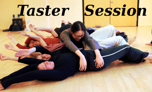 Learn to dance and jam contact improvisation with us